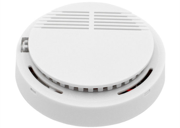 433MHZ Wireless Gas Smoke Detector For Kitchen 9V Battery CE ROHS Certificate